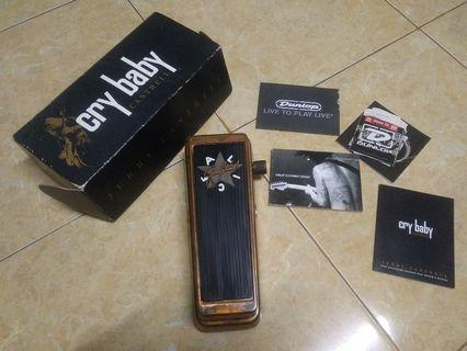 Dunlop Cry Baby Jerry Cantrell signature
