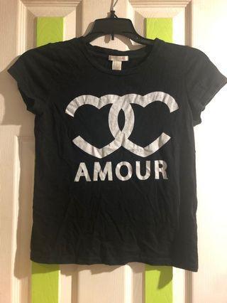 F21 - Amour Shirt