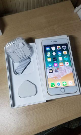 iPhone 6 plus 64GB 90%new 100%work original gold silver black行貨金.銀.黑色