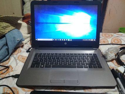 Jual cepat laptop HP 14