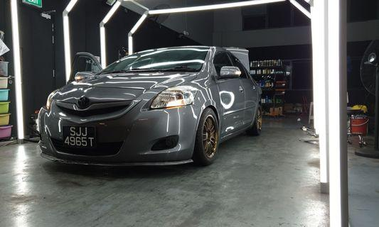 Toyota Vios 1.5 G Manual