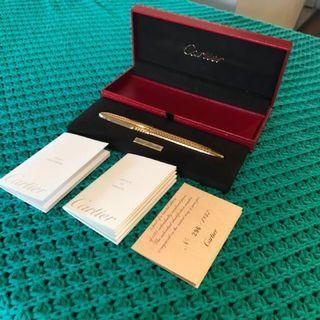 Authentic Gold Cartier  Pen