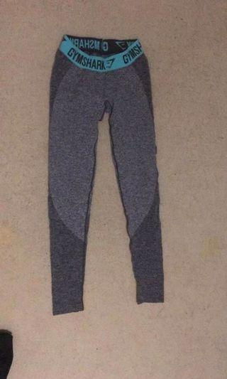 Gymshark Flex Leggings Charcoal