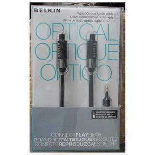 Brand New BELKIN Audio Toslink Professional Optical Cable Sale