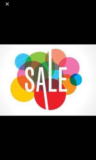 🎈SALE! All items reduced. Prices as marked! Last Day!!🎈