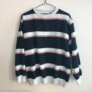 Vintage Striped Sweater