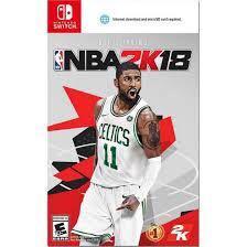 [Ready Stock]NBA 2K18 Nintendo Switch