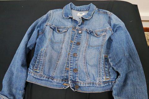 🚚 Denim Jacket