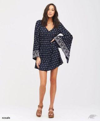 *NEW* Tigerlily Sapphire Tengri Dress Size 8