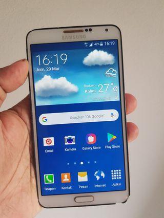 Samsung Galaxy Note 3 Apa adanya