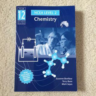 chemistry level 2 textbook