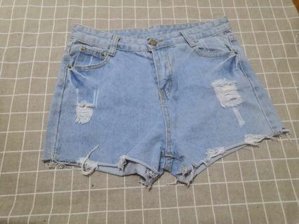 青春ㄉ牛仔短褲