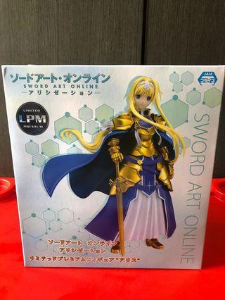 🚚 Limited Premium SAO Alice Zuberg (Armor)