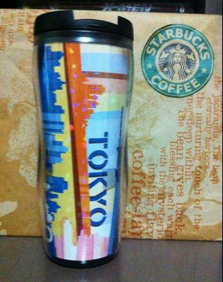 Starbucks NEW Logo Tokyo Tumbler