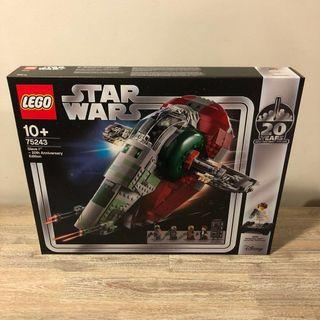 *Reserved* MISB Lego 75243 Star Wars Slave I - 20th Anniversary Edition #ENDGAMEyourEXCESS