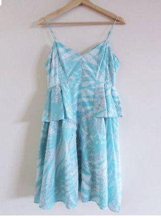 Country road size 12 dress