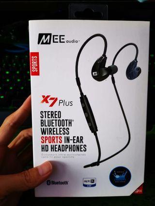 Mee X7 plus Bluetooth Earphones