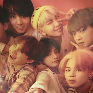 Bts persona posters