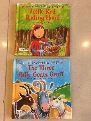 Set of 2 children's books