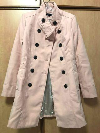 Tally Weijl Pink Trench Coat