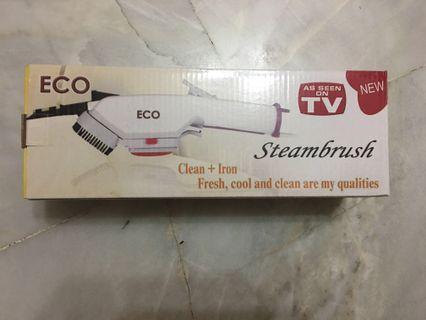 Steambrush/Steam iron (Brand: As seen on TV)
