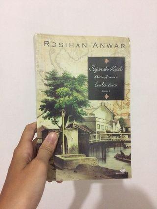 Sejarah Kecil Indonesia - Rosihan Anwar