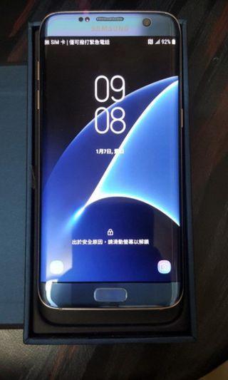 香港行貨 Samsung S7 edge 4G雙卡