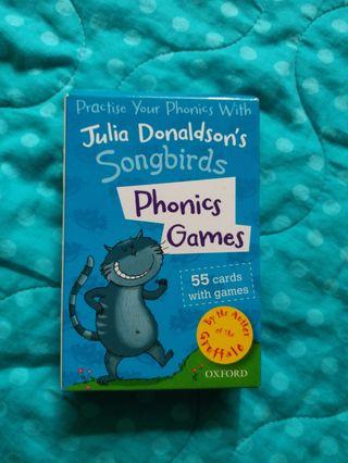 Oxford, 55 flashcards with games