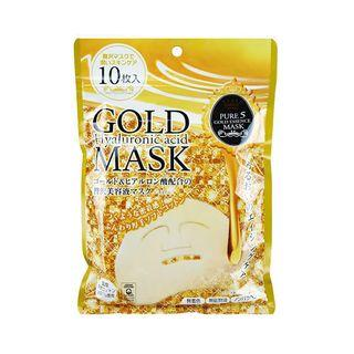 🚚 Pure Five 5 Gold Essence Hyaluronic Mask