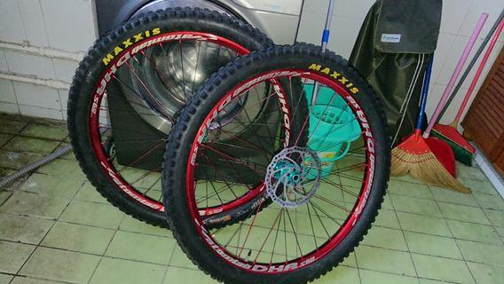Profile racing wheelset 27.5 xd drive