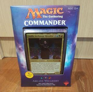 mtg decks commander | Board Games & Cards | Carousell Singapore