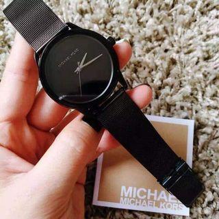 MICHAEL KORS Kinley Black Dial Ladies Dress Watch
