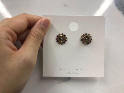 Nyunyu Earrings Anting Korea
