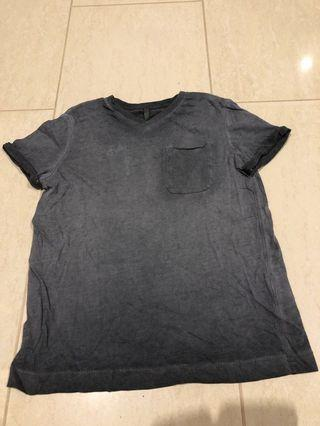 Benetton Tween Grey Soft T-shirt #ENDGAMEyourEXCESS