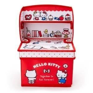 日本 三麗鷗明星飾品摺疊收納箱