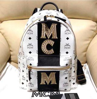 🆕👱♀️👨🦱Authentic MCM LIMITED EDITION BackPack, Unisex