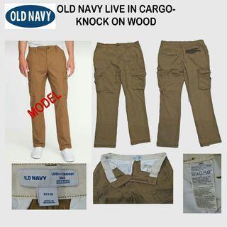 Celana cargo old navy