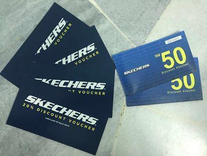 Skechers 20% Discount Vouchers#APR75