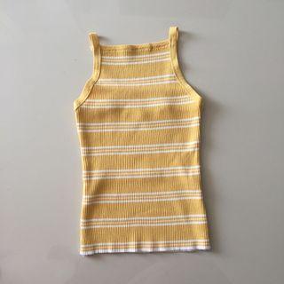 halter knitwear