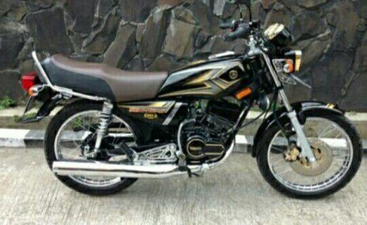 Jual motor yamaha Rx king thn 2003