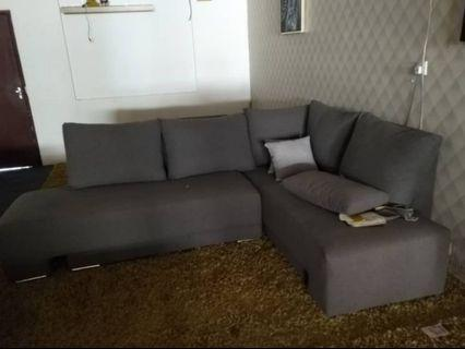 Brand new Sofa ~ display unit at Bahau only