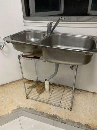 Temporary Freestanding Kitchen