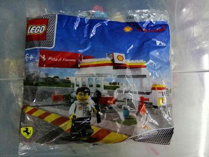 🚚 Lego shell 40195