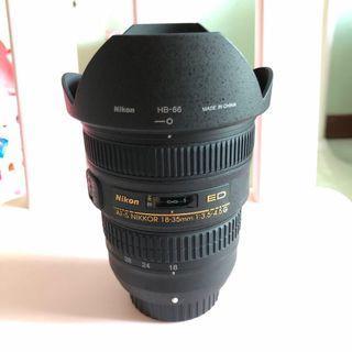 Nikon AF-S 18-35mm f/3.5-4.5G ED   #EndGameYourExcess