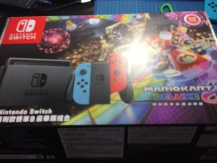 Switch 只有主機+joy con