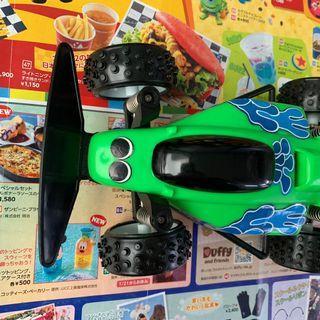 限定款 玩具總動員 RC 21公分 遙控車 onice 迪士尼 日本帶回 拉繩 賽車 玩具 皮克斯 disney