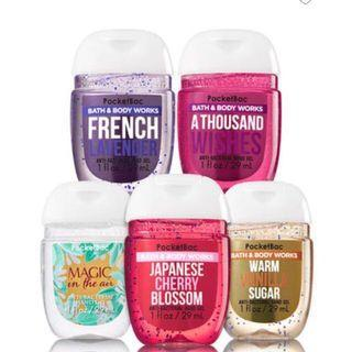 BATH & BODY WORKS - PocketBac Santizing Hand Gel
