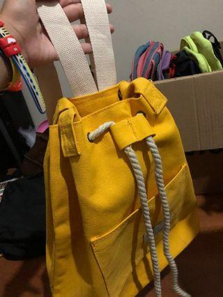 REPRICE backpack kuning