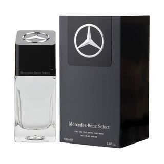 【全新】Mercedes-Benz Select Eau De Toilette EDT 男士淡香水 100ml