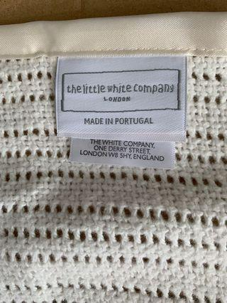 🚚 The little White Company baby/kids blanket